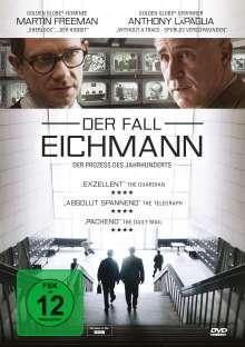 Der Fall Eichmann, DVD