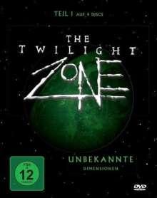 The Twilight Zone (80er) Teil 1, 4 DVDs