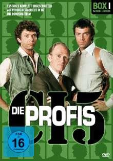 Die Profis Box 1, 5 DVDs