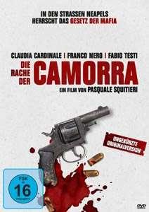 Die Rache der Camorra, DVD