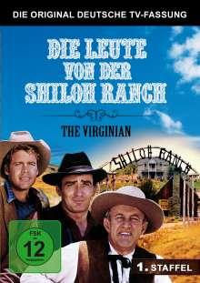 Die Leute von der Shiloh Ranch Staffel 1 (Deutsche TV-Fassung), 5 DVDs