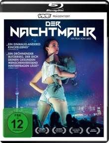 Der Nachtmahr (Blu-ray), Blu-ray Disc