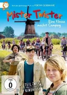 Mister Twister: Eine Klasse macht Camping, DVD