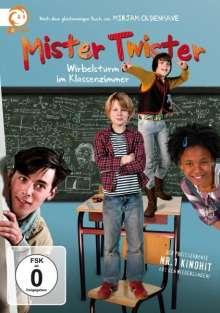 Mister Twister: Wirbelsturm im Klassenzimmer, DVD