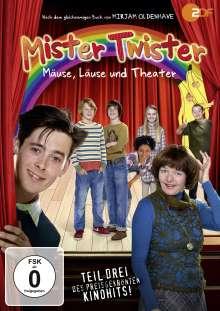 Mister Twister: Mäuse, Läuse und Theater, DVD