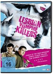 Lesbian Vampire Killers - Bis(s) zur Morgenlatte, DVD