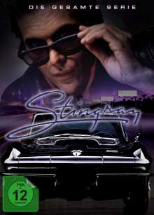 Stingray (Komplette Serie), 9 DVDs