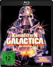 Kampfstern Galactica: Der Pilotfilm (Blu-ray), Blu-ray Disc