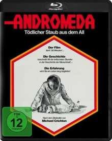 Andromeda - Tödlicher Staub aus dem All (1970) (Blu-ray), Blu-ray Disc