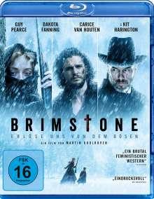 Brimstone (Blu-ray), Blu-ray Disc