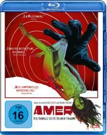 Amer - Die dunkle Seite deiner Träume (Blu-ray), Blu-ray Disc