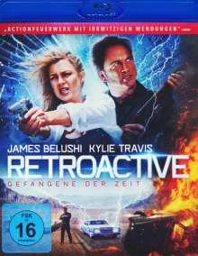 Retroactive (Blu-ray), Blu-ray Disc
