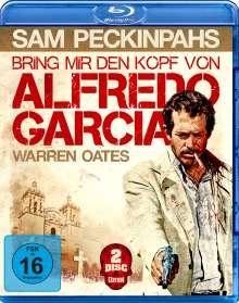 Bring mir den Kopf von Alfredo Garcia (Blu-ray & DVD), Blu-ray Disc