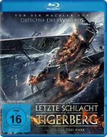 Die letzte Schlacht am Tigerberg (Blu-ray), Blu-ray Disc