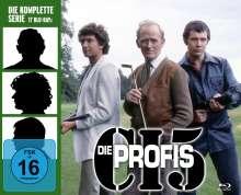 Die Profis (Komplette Serie) (Blu-ray), 17 Blu-ray Discs