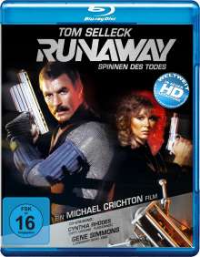 Runaway - Spinnen des Todes (Blu-ray), Blu-ray Disc