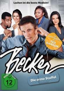 Becker Staffel 1, 3 DVDs