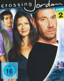 Crossing Jordan Season 2 (Blu-ray), 5 Blu-ray Discs