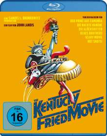 Kentucky Fried Movie (Blu-ray), Blu-ray Disc