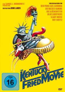Kentucky Fried Movie, DVD