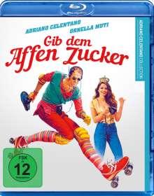 Gib dem Affen Zucker (Blu-ray), Blu-ray Disc