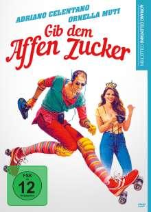 Gib dem Affen Zucker, DVD
