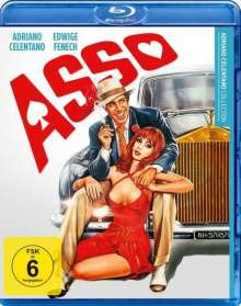 Asso (Blu-ray), Blu-ray Disc