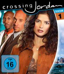 Crossing Jordan Season 1 (Blu-ray), 5 Blu-ray Discs