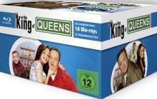 King Of Queens Season 1-9 (Komplette Serie) (Blu-ray), 18 Blu-ray Discs