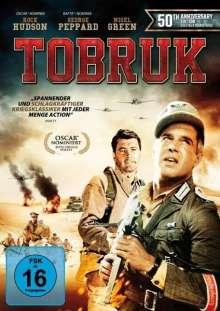 Tobruk, DVD