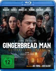 Gingerbread Man (Blu-ray), Blu-ray Disc
