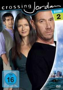 Crossing Jordan Season 2, 6 DVDs