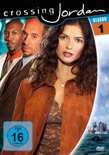 Crossing Jordan Season 1, 6 DVDs