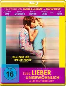 Lebe lieber ungewöhnlich (Blu-ray), Blu-ray Disc