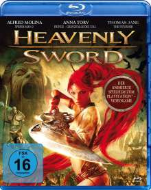 Heavenly Sword (Blu-ray), Blu-ray Disc