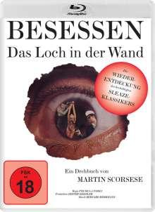 Besessen - Das Loch in der Wand (Blu-ray), Blu-ray Disc