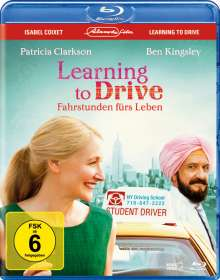 Learning to Drive - Fahrstunden fürs Leben (Blu-ray), Blu-ray Disc