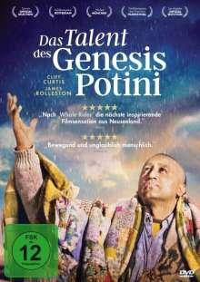 Das Talent des Genesis Potini, DVD