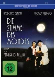 Die Stimme des Mondes, DVD
