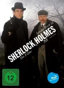 Sherlock Holmes - Die Filme (Blu-ray), 3 Blu-ray Discs
