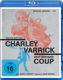 Charley Varrick: Der Große Coup (Special Edition) (Blu-ray), Blu-ray Disc