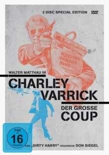 Charley Varrick: Der Große Coup (Special Edition), 2 DVDs