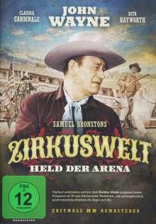 Zirkuswelt - Held der Arena, DVD