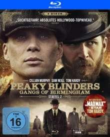 Peaky Blinders - Gangs of Birmingham Season 2 (Blu-ray), 2 Blu-ray Discs