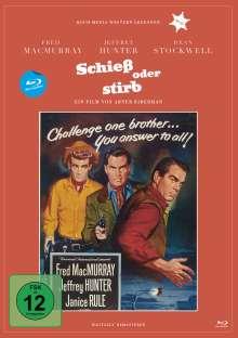 Schieß oder stirb (Blu-ray), Blu-ray Disc