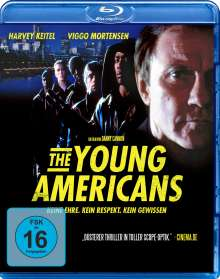 The Young Americans (Blu-ray), Blu-ray Disc