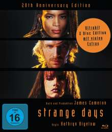 Strange Days (20th Anniversary Edition) (Blu-ray & DVD), Blu-ray Disc