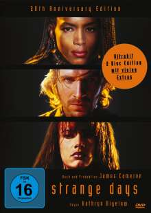 Strange Days (20th Anniversary Edition), 2 DVDs