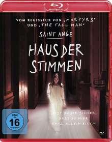 Saint Ange - Haus der Stimmen (Blu-ray), Blu-ray Disc