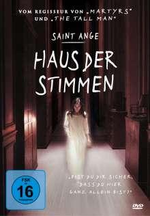 Saint Ange - Haus der Stimmen, DVD